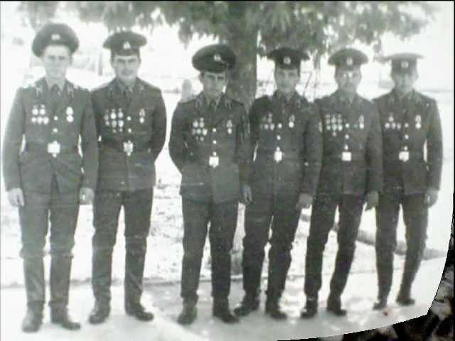 3 десантно штурмовая застава. ДШМГ ПЯНДЖ. 1985 год