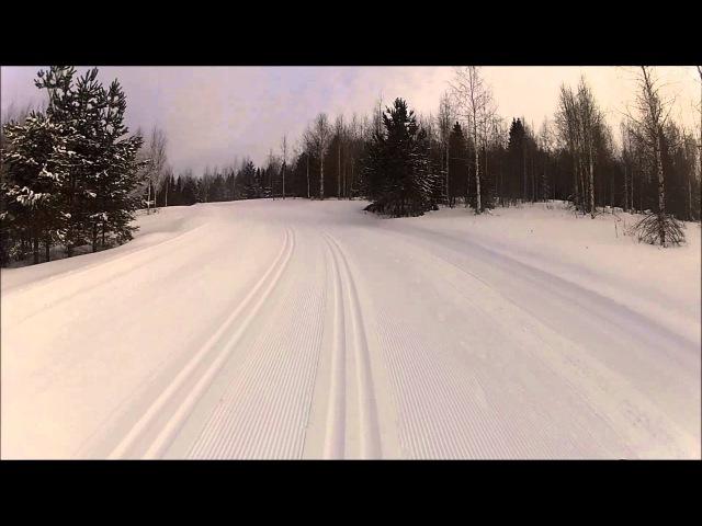 Малиновка 5 км правый круг
