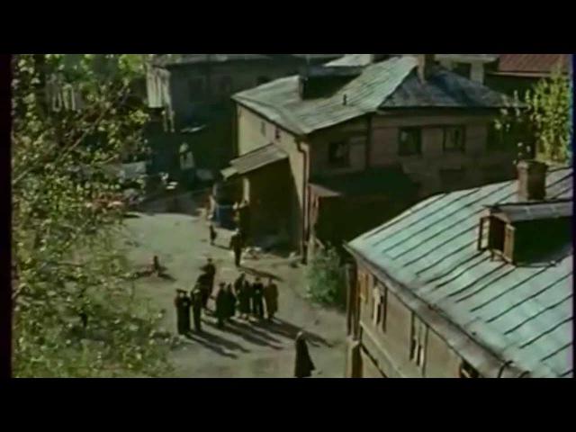 Час зачатья В Высоцкий кинохроника 50-х годов
