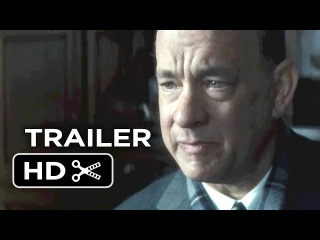 Bridge of Spies Official Trailer #1 (2015) - Шпионский мост