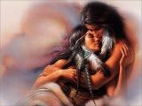 Wonderful Native American Indians, Shamanic Spiritual Music, M