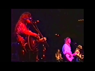 Aldo Nova - Blood On The Bricks Tour (1991)