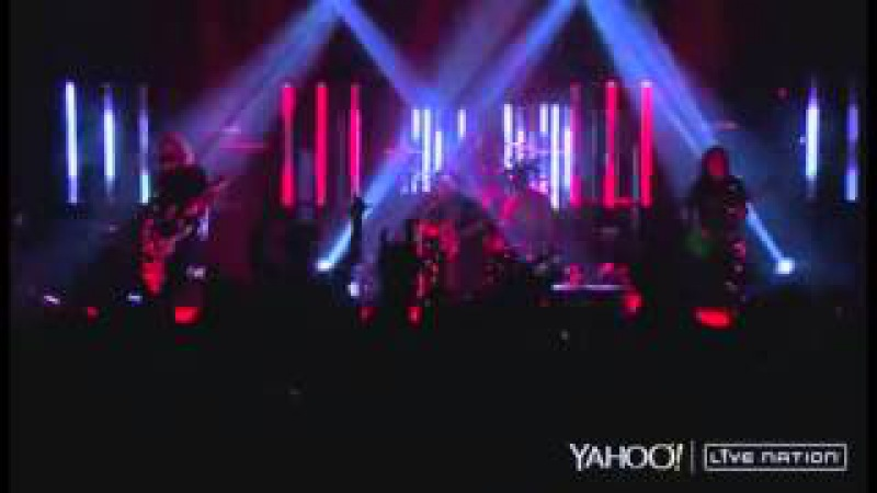 Seether - Rise above this Yahoo Live Nation