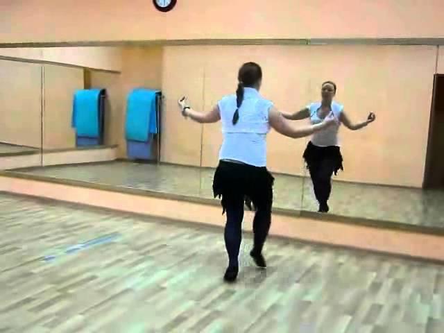 Разбор танца Tabla solo для начинающих