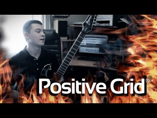 Positive Grid BIAS Amp Pro (Metallica - That Was Just Your Life)