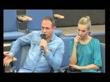 Пресс-конференция по сериалу