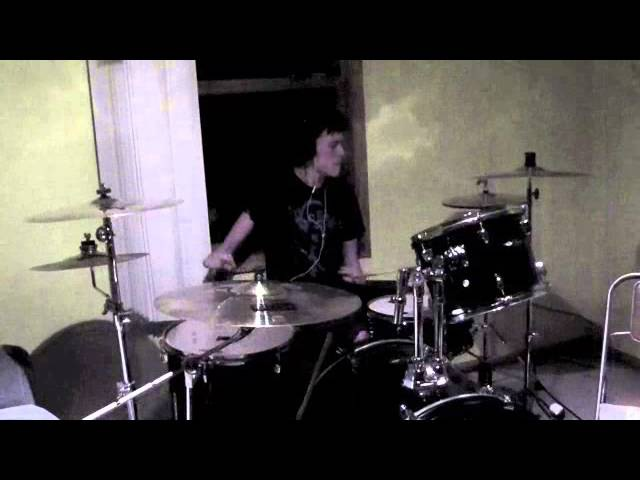 Of Monsters And Men-Dirty Paws Drum Cover