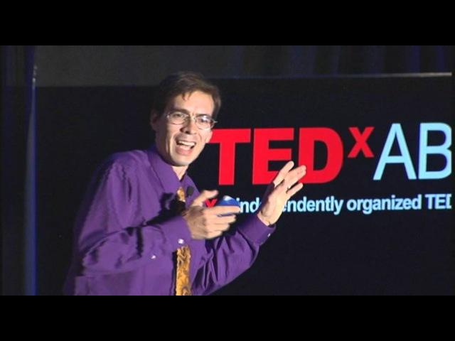 TEDxABQ - Jonathan Wolfe - Fractals that Make Us
