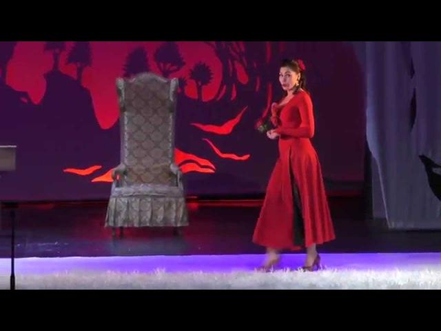 Жорж Бизе - Хабанера, опера Кармен 25.10.2015 Екатерина Курбанова (меццо-сопрано)