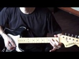 Japan Stratocaster, Westminster electric guitar, sound test