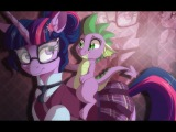 Little Pony Twilight Find Spike - Литл Пони Найди Спаркл