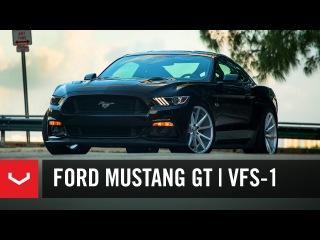 2015 Ford Mustang GT 5.0 Beast Mode | Vossen 20 VFS-1 (4K)