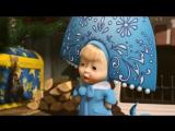 Машины сказки (Маша и медведь) - все серии подряд - мультфильм (1-5 серии)