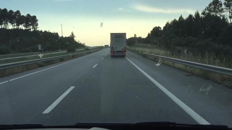 ТIR 140km/h