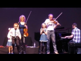 Natalie MacMaster &amp Family. Live at Count Basie Theater 22615