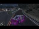 GTA 5 Car Mod Coverted^^ And DRIFT Nissan Skyline GT-R R34 Itasha 痛車 車MOD スカイライン GT-R R34 ドリフト