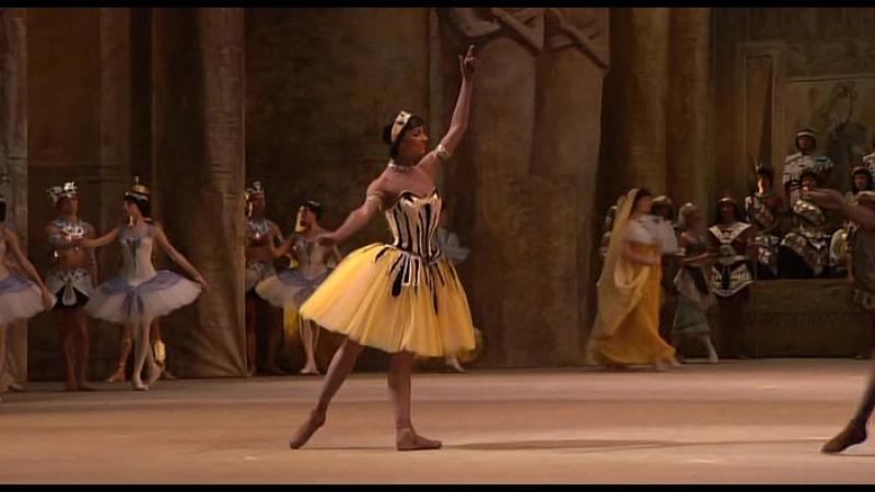 Цезарь Пуни - Дочь Фараона (Большой театр) / Cesare Pugni - The Pharaon Daughter (La fille du pharaon) / 2003