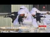 Разведчики ЦВО ведут огонь в мороз кадры стрельб из гранатометов - Телеканал «Звезда»
