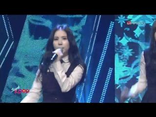 160219 GFriend (여자친구) - Rough (시간을 달려서) + 멘트 @ 심플리케이팝 Simply K-Pop
