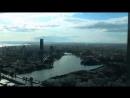 Екатеринбург с 52 этажа Высоцкого.