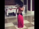 [Kavkaz vine] Madina belly dancer