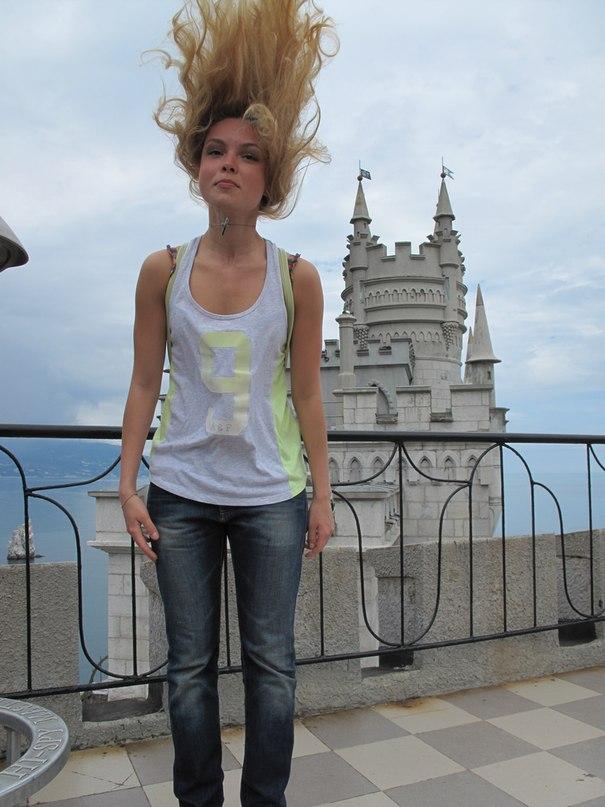 Диана Ускова   Санкт-Петербург