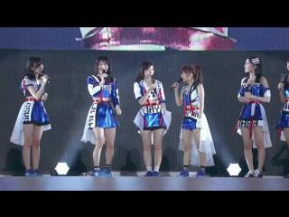 """AKB48 41st Single Senbatsu Sousenkyo """"Juni Yoso Fukano, Oare no Ichiya"""" Concert Disc 1"""