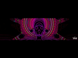 TAS - Spiral Mood HD (psychedelic visuals, 3rd eye activation, live mixing demo)