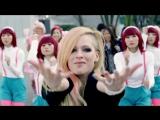 Клип Avril Lavigne - Hello Kitty