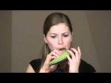 Saria's Song (Lost Woods) from Legend of Zelda Ocarina of Time Played on STL Ocarina