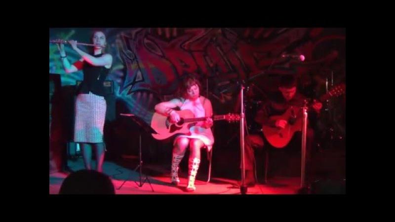 Невена Летаева, автор-исполнитель. Песня Новый год