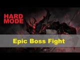 Dota 2 Reborn | Epic Boss Fight | Проходим Hard Mode