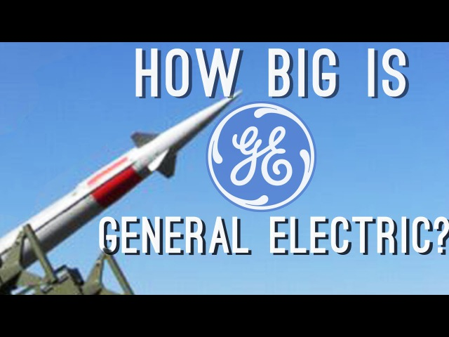 How BIG is General Electric They've Made Nuclear Weapons ColdFusion