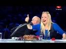 Угар Парень, чуть не упал со сцены Украина имеет талант