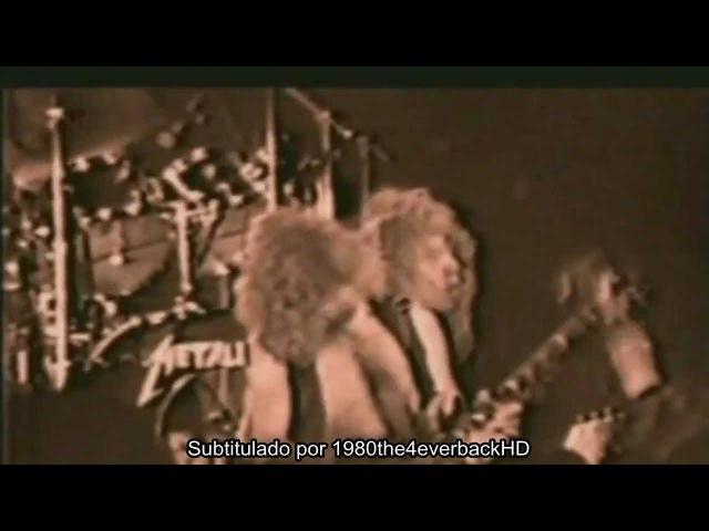 Metallica Hit The Lights Subtitulado en Español
