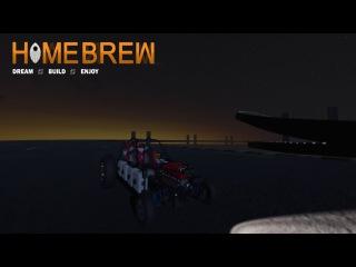 Homebrew Vehicle Sandbox: October Development Update #1