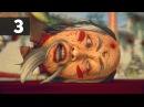 Прохождение Dead Rising 3 Русский перевод Часть 3 Сад камней Босс Психопат Чжи
