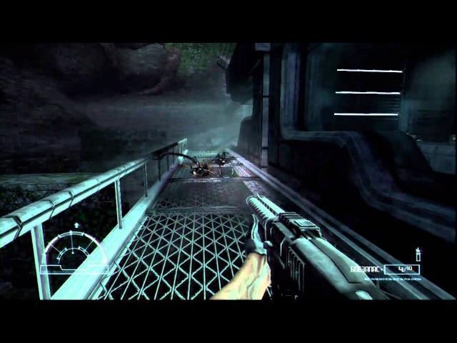 Прохождение Aliens vs Predator (живой коммент от alexander.plav) Ч. 9