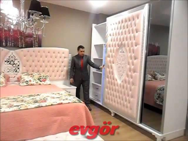 Evgör Mobilya Suite Avangarde Yatak Odası (Avangarde Bedroom Set)