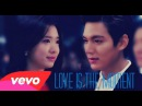 The Heirs | Love is The Moment (مترجمة) lyrics english