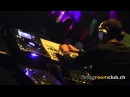 JEFF MILLS Dj Set @ LIVING ROOM CLUB di Lugano - 08.04.2012
