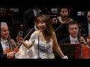 Wait patiently for the performance. You will love it. Sumi Jo - Annen Polka (2014 New Year Concert in Rome)