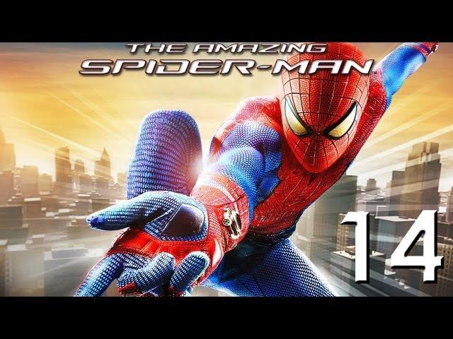 Прохождение The Amazing Spider-Man - 14я часть