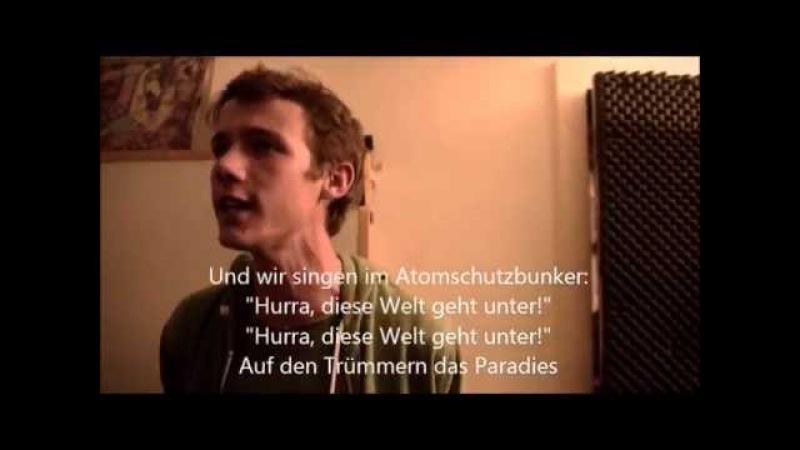 K.I.Z - Hurra die Welt geht unter ft. Henning May (AnnenMayKantereit) - Lyrics
