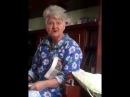 Бабка жжет про войну