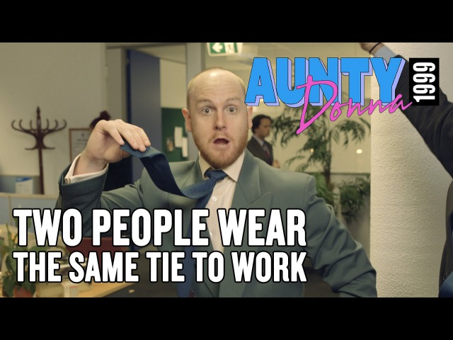 Two People Wear the Same Tie to Work - 1999 Ep02