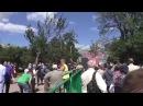 Активисты от секты Божья Воля на митинге фонда Династия (ссылки на героев в о ...