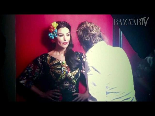 Monica Bellucci for Harper's Bazaar Ukraine March Issue 2013