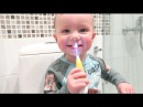 КАК чистить ЗУБЫ ребенку/ КОНКУРС