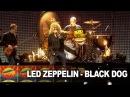 Led Zeppelin Black Dog Live at Celebration Day Official Video